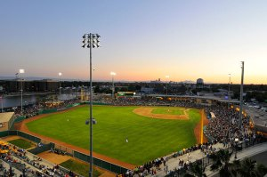 Banner Island Ballpark in Stockton