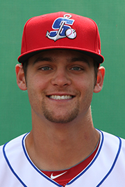 A's Farmhand Of The Day: Stockton Ports Shortstop Chad Pinder (3 for 6 / Double / 2 RBIs)
