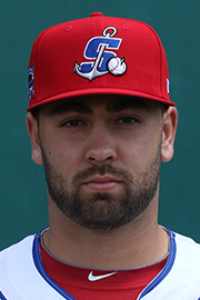 A's Farmhand Of The Day: Stockton Ports Pitcher Lou Trivino (4 2/3 IP / 1 H / 0 ER / 1 BB / 5 K / Win)