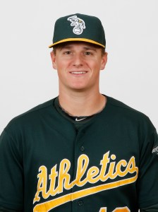 A's Farmhand Of The Day: Stockton Ports Third Baseman Matt Chapman (Home Run / GWRBI)