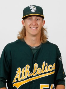 A's Farmhand Of The Day: Beloit Snappers Pitcher Daniel Gossett (6 IP / 3 H / 0 ER / 0 BB / 2 K / Win)