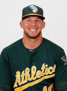 A's Farmhand Of The Day: Beloit Snappers First Baseman Max Kuhn (2 for 5 / Double / RBI / Run)