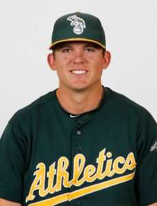 A's Farmhand Of The Day: Midland RockHounds Third Baseman Ryon Healy (2 for 4 / 2 RBIs)