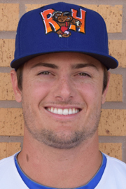 A's Prospect Of The Day: Midland RockHounds Outfielder Jaycob Brugman (2 for 4 / Walk / Home Run)
