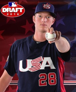 A's top pick A.J. Puk