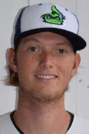 A's Prospect Of The Day: Vermont Lake Monsters Pitcher A.J. Puk (2 IP / 0 H / 0 ER / 0 BB / 0 K)
