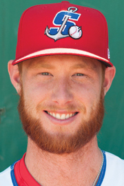 A's Prospect Of The Day: Stockton Ports Pitcher Casey Meisner (6 2/3 IP / 2 H / 0 ER / 4 BB / 6 K / Win)