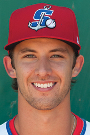 A's Prospect Of The Day: Stockton Ports Designated Hitter Eli White (3 for 5 / RBI / 2 Runs)