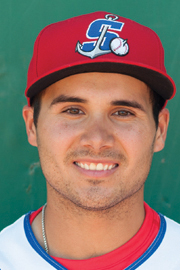 A's Prospect Of The Day: Stockton Ports Outfielder Tyler Ramirez  (Grand Slam)