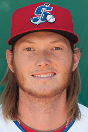 A's Prospect Of The Day: Stockton Ports Pitcher A.J. Puk (5 IP / 1 H / 0 ER / 4 BB / 8 K / Win)