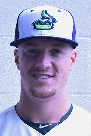 A's Prospect Of The Day: Vermont Lake Monsters Designated Hitter Greg Deichmann (2 for 3 / Triple / Walk / 2 RBIs)
