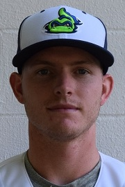 A's Prospect Of The Day: Vermont Lake Monsters Third Baseman Will Toffey (2 for 3 / Double / 2 Walks / 2 RBIs)