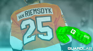 GUARDLAB ANNOUNCES NEW HOCKEY AMBASSADOR, NHL FORWARD, JAMES VAN RIEMSDYK