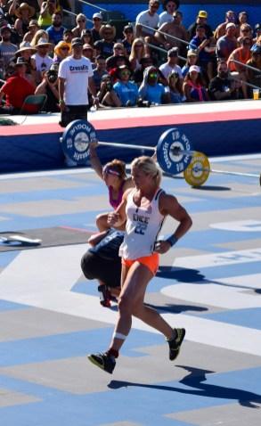 Brooke Ence | Speed Snatch Ladder - Women