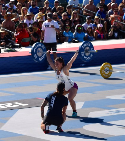 Camille Leblanc-Bazinet | Speed Snatch Ladder - Women