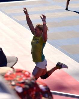 Katrin Tanja Davidsdottir | Speed Snatch Ladder - Women