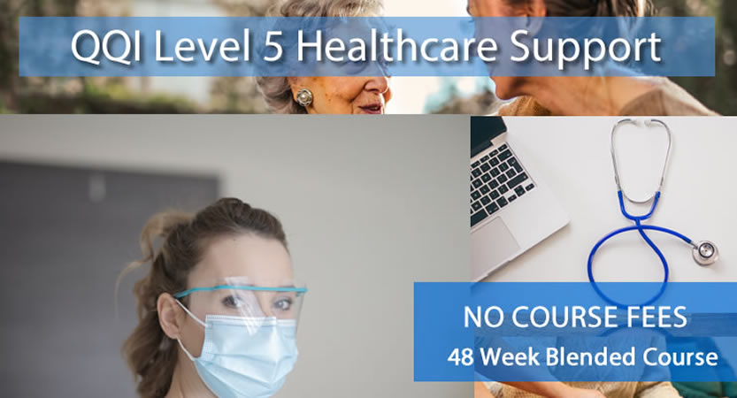 Read more about the article Healthcare Support QQI Level 5
