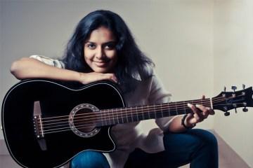 Singer Sithara Krishnakumar