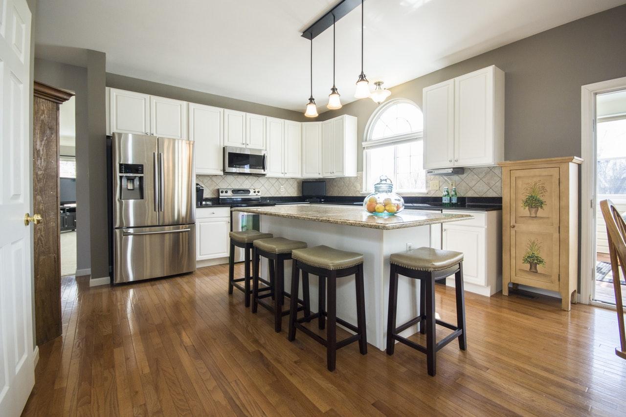 ▷ Alte Küche neu gestalten atHome
