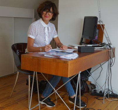 Bureau La Redoute - Chemisier Dolce et Gabbana - Jean Sandro