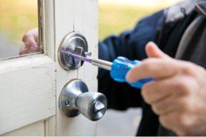 Home Security - Deadbolt locks