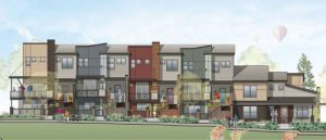 yourHouse townhomes at DELO