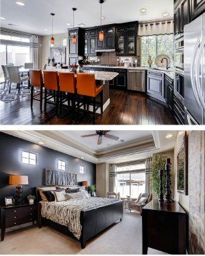 kitchen.Bedroom