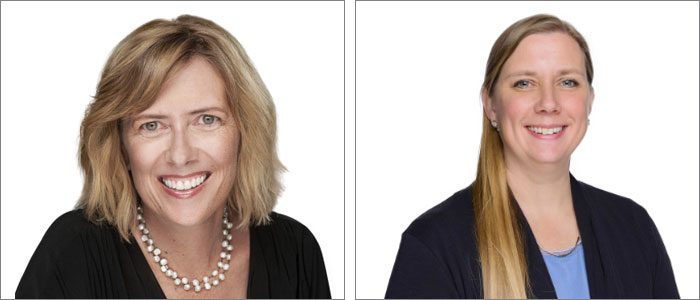WK Real Estate announces the addition of Liz Benson and Marie Elena Porter