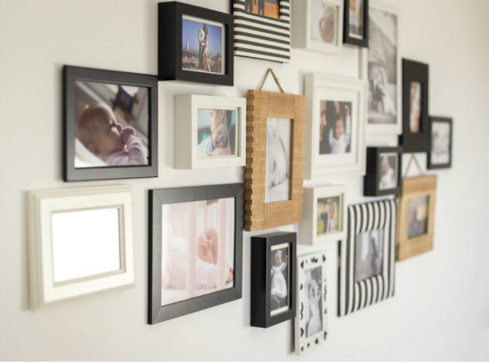 Home Decor, DIY Decor, Gallery Wall