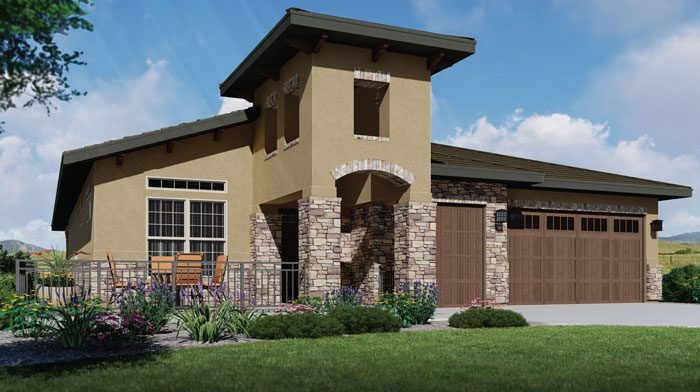 The Villas at Calmante – Ideal location in Superior will feature low-maintenance, Boulder County living