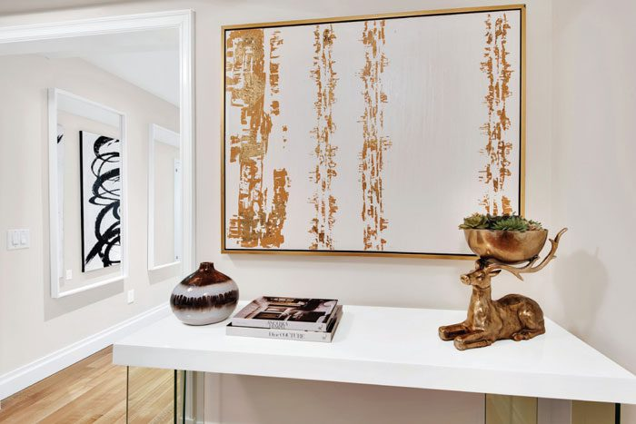 Design Recipes – All that glitters is gold (accents)