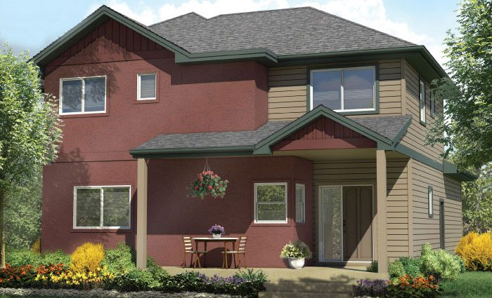 Parkside at Quail Ridge in Longmont by Flatirons Homes, Inc.