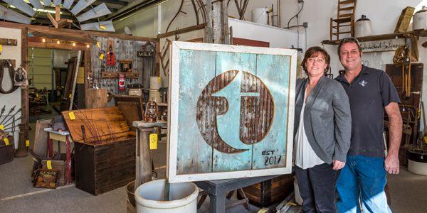 Traegan Industries: Creating New Loves from Old Treasures