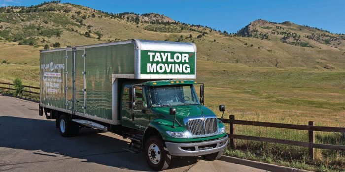 Stress-Free Moves with Taylor Moving in Boulder