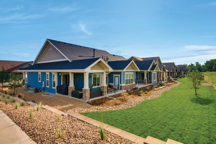 New Boulder Creek community in Superior ushers low-maintenance living to Rock Creek
