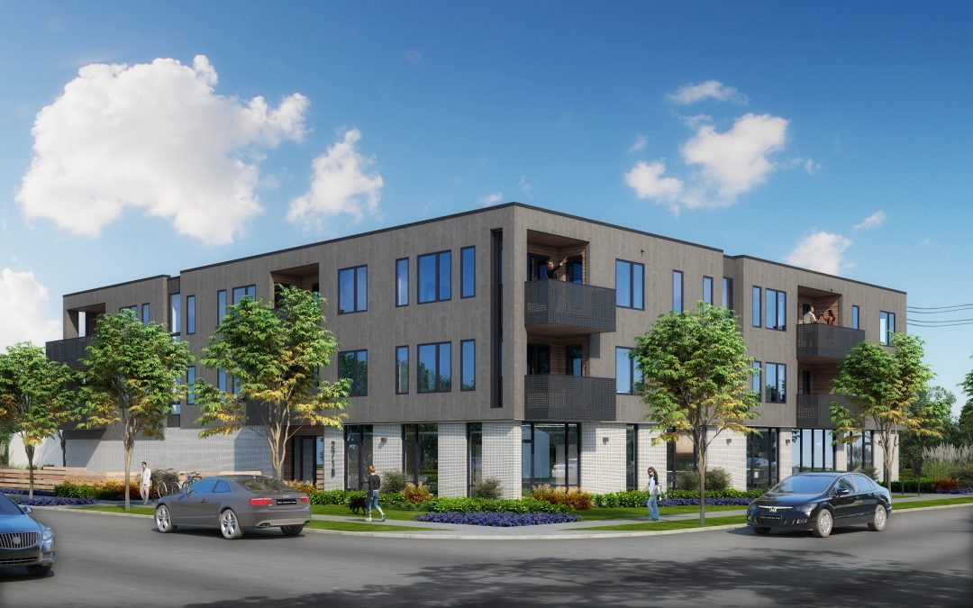Single-level living at 27Pine features fit, form and function