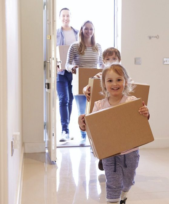 Moving with kids? Tips to ease stress for the whole family