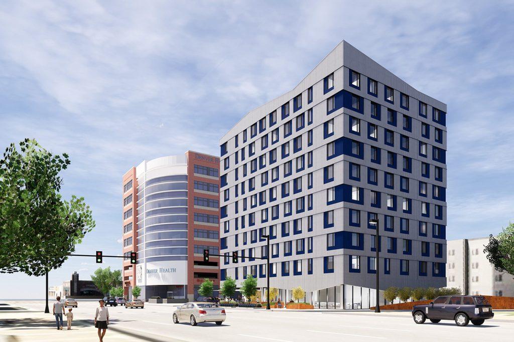 Hospitals, Housing, Denver, CO