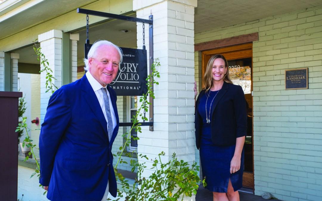 Colorado Landmark, Realtors Leans in to Local