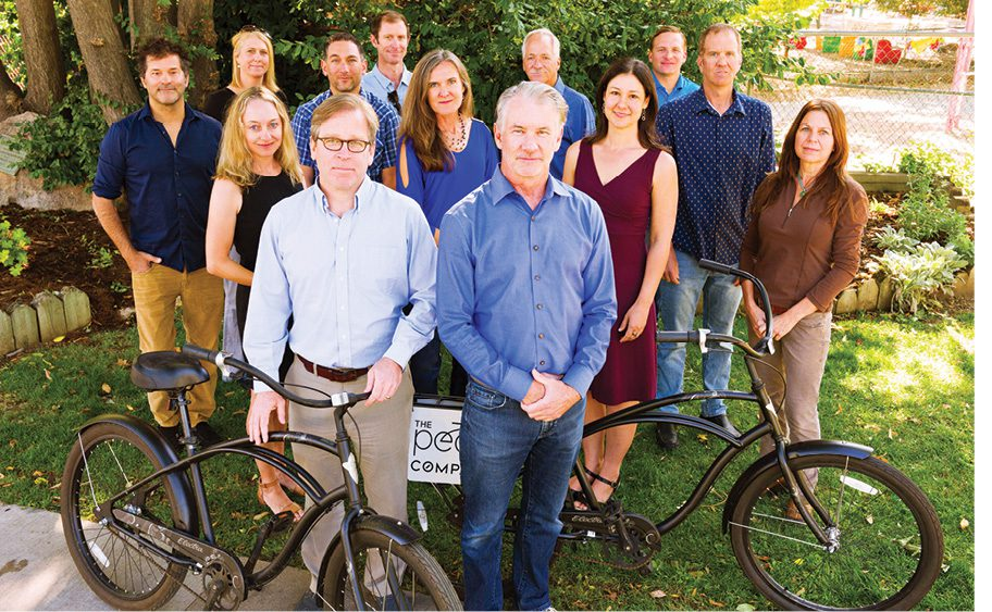 The Pedal Group is formed from merger of Pedal to Properties with Compass Real Estate