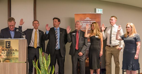 Boulder Area Realtor® Association installs new officers, directors