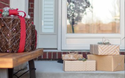 Holiday gift giving to first-time homebuyers