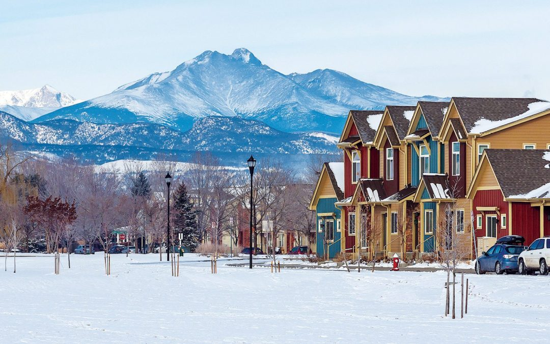 Live Well in Longmont: ParkSide by Flatirons Homes