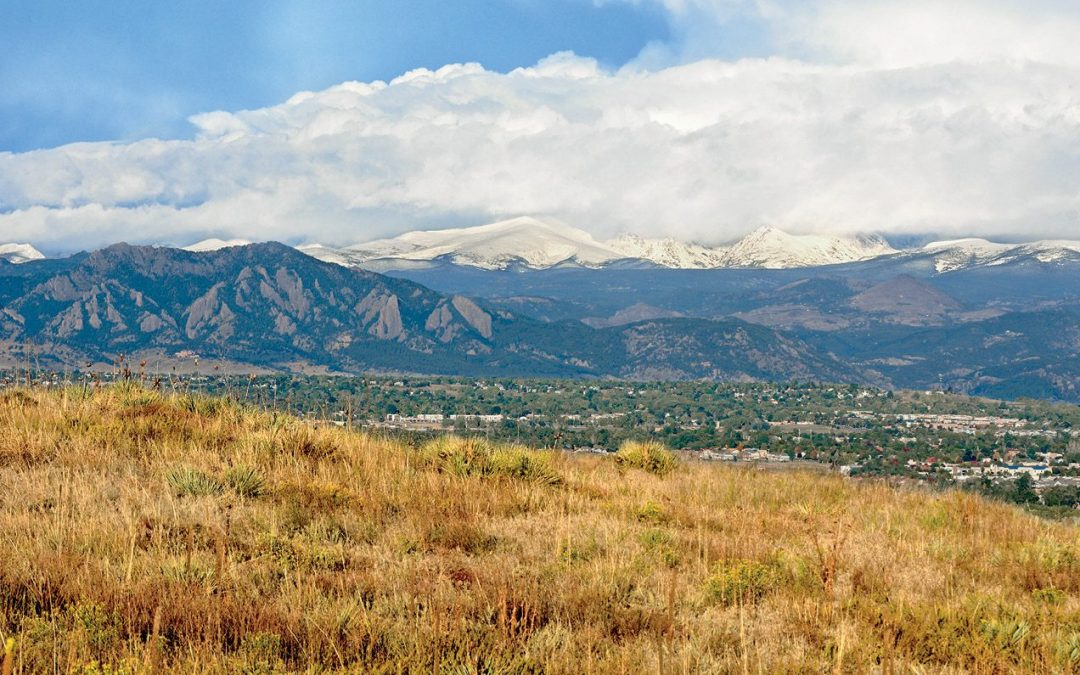 Serene Living – Anthem Reserve Showcases Living at Broomfield's Highest Point