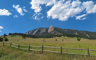 Boulder Named World's No. 2 Best Small City
