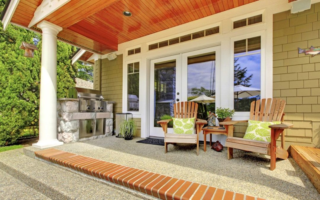 Ask Angie's List: How Can I Perk Up My Porch?