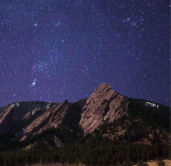 The night sky: Colorado's darkest natural resource