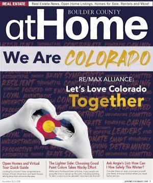 At Home Colorado: Boulder County Edition