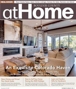 At Home Colorado : Boulder County Edition