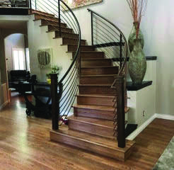 Start your remodeling project with trendy flooring underfoot